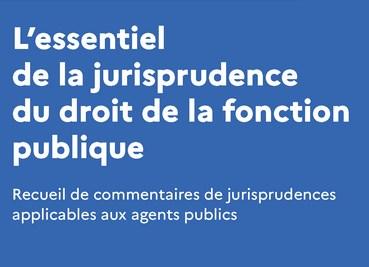 L'essentiel de la jurisprudence du droit de la fonction publique
